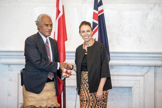 Tongan prime minister dies in New Zealand