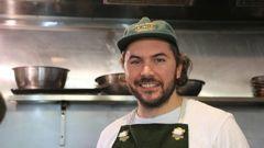 Sam Bratton has been running the restaurant Vondel in Devonport since 2017. Photo / Jessie Chiang-RNZ