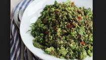 Rosa Flanagan: Broccoli buckwheat salad