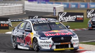 Brian Kelly: Van Gisbergen knows the track well, will be hard to beat