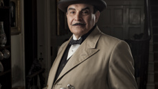 Poirot actor David Suchet is coming to New Zealand