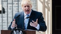 Boris compares himself to Hulk, commits to leaving EU next month