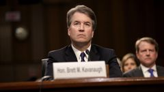 Brett Kavanaugh faced scrutiny when he was nominated for the Supreme Court last year. (Photo / Getty)