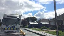 Two face court over fatal stabbing in Riccarton