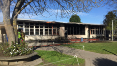 Teachers at Russley School devastated after classrooms damaged by fire
