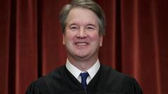 Associate Justice Brett Kavanaugh. (Photo / AP)