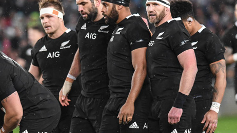 Andrew Saville: 'Heaps on the line for All Blacks first game against South Africa'