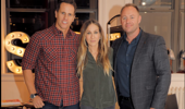 """Sarah Jessica Parker tells Newstalk ZB's Mike Hosking she's been """"wonderfully involved"""" in producing a New Zealand wine. Photo / Supplied"""