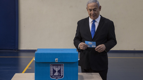 Ruth Marks Eglash: Israeli vote leaves Netanyahu's political future in doubt