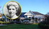 Kate Sheppard's former Christchurch home has been purchased by the Government. Photo / Supplied