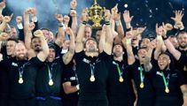 Mike's Minute: Why All Blacks will claim historic three-peat