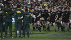 Ian Jones and Brenden Nel: Excitement builds for All Blacks clash against Springboks
