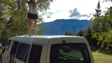 My Van, My Castle: Life on the road with Jackie Norman