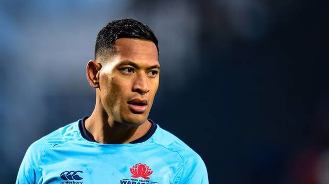 Israel Folau will be making a return to rugby league. (Photo / Photosport)