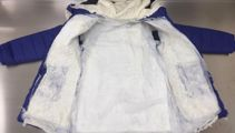 Customs nab puffer jackets packed with cocaine at Christchurch Airport