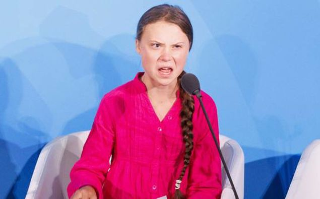 Greta Thunberg. (Photo / File)