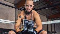 First transgender pro boxer the new face of Everlast