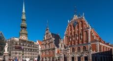 Mike Yardley: Romance and drama in Riga, Latvia