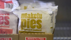 Community devastated as Maketu Pies goes into receivership.