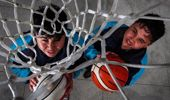 Basketball hoop hassles for the Hiha family in Napier (Photo/NZ Herald)