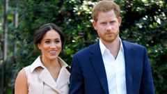 Prince Harry and Meghan Markle. (Photo / Supplied)
