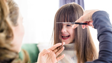 Maria Foy: Letting kids choose their own hairstyles?
