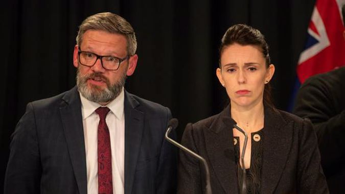Prime Minister Jacinda Ardern has confidence in Immigration Minister Iain Lees-Galloway. Photo / Mark Mitchell