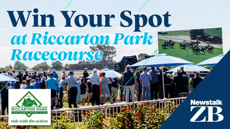Win Your Spot at Riccarton Park Racecourse!