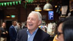Phil Goff has won another term as Mayor. (Photo / Sylvie Whinray)