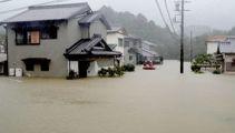 Millions evacuated as Super Typhoon Hagibis hits Japan