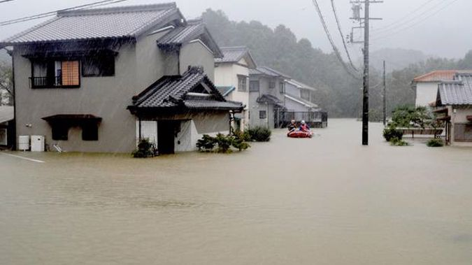 Image result wey dey for Typhoon Hagibis: Millions Across Japan Told To Evacuate Homes