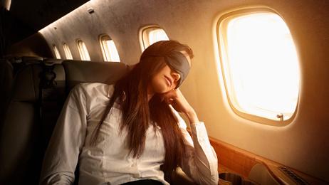 Megan Singleton: Top tips for a long haul flight