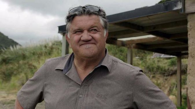 Pio Terei says he and his wife Deb have learned how to deal with their grief. (Photo / NZ Herald)