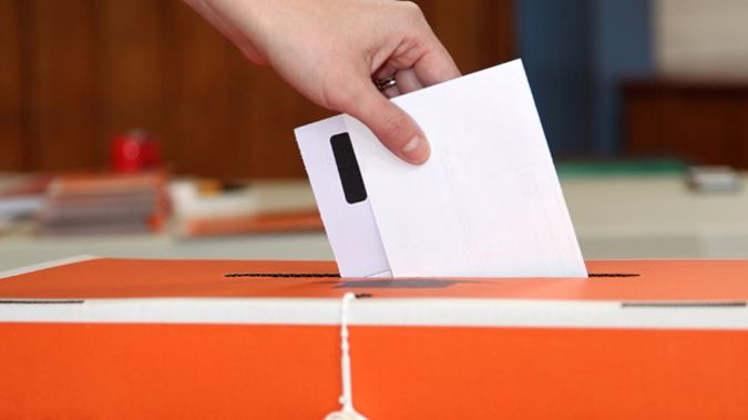 Andy Asquith says online voting won't change low voter turnout. (Photo / NZ Herald)