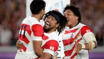 Japan makes history with win over Scotland
