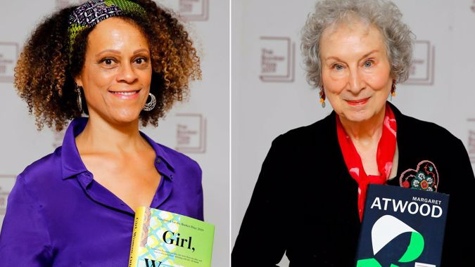 Handmaid's Tale sequel one of two winners for Booker Prize