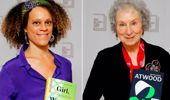 Bernardine Evaristo, left, and Margaret Atwood are co-winners of this year's Booker Prize. (Photo / via CNN)