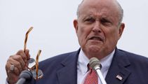 Giuliani a 'hand grenade who's going to blow everybody up'