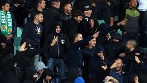 "Martin Devlin: Stronger actions needed to deal with racist football ""fans"""