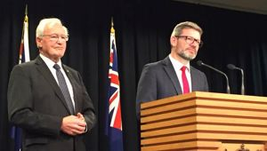 A working group headed by Jim Bolger delivered a report on fair pay agreements in late 2018, but Workplace Relations Minister Iain Lees-Galloway is yet to release the Government's response.
