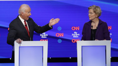 Dan Mitchinson: Elizabeth Warren targeted in Democratic presidential debate