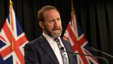 Andrew Little: Political question marks already loom over Government's terrorism bill