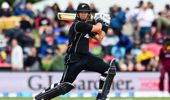 Black Cap Ross Taylor Photo/NZ Herald