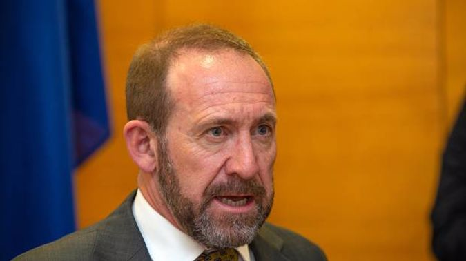 Andrew Little said he would sit down with Bridges on Monday to discuss National's concerns. (Photo / Mark Mitchell)