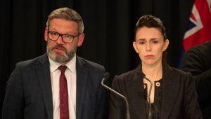 If Jacinda Ardern had any backbone Iain Lees-Galloway would've been sacked.