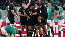 RWC: All Blacks destroy Ireland, advance to semi-finals