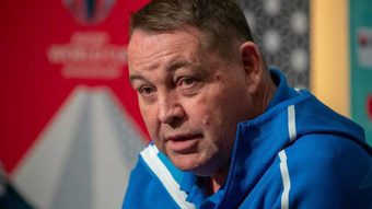 'Best ever': Steve Hansen takes aim at All Blacks critics