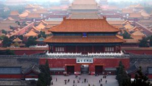 The Forbidden City is one of the sites Megan visited. (Photo / Getty)
