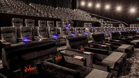 Event Cinemas first cinema chain to launch daybeds