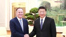 Stephen Hoadley: John Key met with Chinese President Xi Jinping